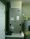 RandT Air - Installed indoor Air Conditioning Unit